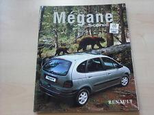 52235) Renault Megane Scenic Prospekt 09/1997