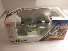 1993 TYCO RC Micro FX-4 27MHZ Black/Lime Green