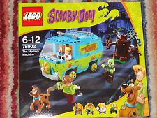 LEGO SCOOBY DOO MYSTERY MACHINE 75902 BRAND *NEW* IN SEALED BOX
