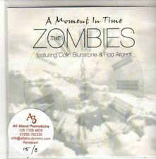 (CH151) The Zombies, A Moment In Time - DJ CD