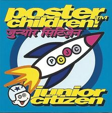 Poster children/Junior Citizen * NEW CD * NOUVEAU