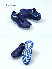 """1:6 Scale Cool Sports Shoes Sneakers For 12"""" Male Body Man Shoes Toys W Peg"""