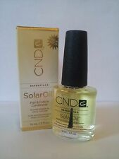 CND Essential Solar Oil Nail and Cuticle Conditioner, 0.5 oz