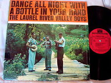 LAUREL RIVER VALLEY BOYS-DANCE ALL NIGHT WITH A BOTTLE-RIVERSIDE 7504 VG/VG+  LP