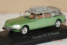 Citroen DS 23 Break 1974 grün met. 1:43 Norev neu & OVP 155044