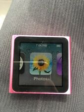 apple nano ipod 6th Generation 16GB random color