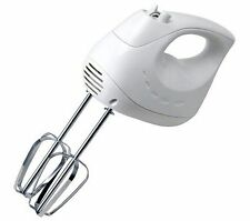Electric 5 Speed Mixer Whisk Food Blender Beater Processor & 2 Mixing Attachment