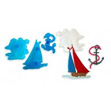 Jem Cake Icing Sugarcraft Decorating Cutting Cutter Tool Sea River Boat Yacht