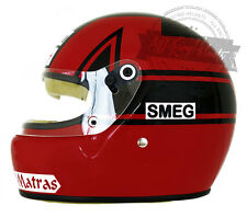 Gilles Villeneuve 1979 Formula 1 F1 Replica Helmet Casque Full Scale 1:1 NEW