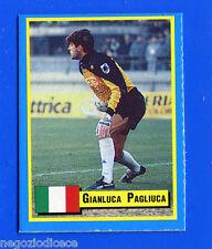 TOP MICRO CARDS - Vallardi 1989 - Figurina-Sticker - PAGLIUCA - SAMPDORIA
