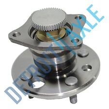 New Complete Wheel Hub and Bearing Assembly REAR Prizm Corolla 4 Bolts ABS