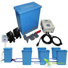 SuperPRO modular hydroponic watering pot kit system for Plant Growing Gardeners