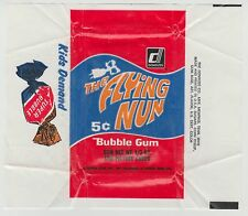 1968 DONRUSS THE FLYING NUN WRAPPER EXCELLENT CONDITION SALLY FIELD SUPER BUBBLE