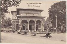 BAGNI DI MONTECATINI - CASINO MUNICIPALE (PISTOIA)