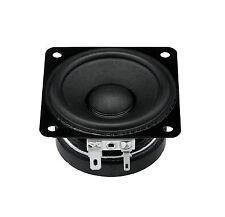 FOSTEX 6.5cm full-range Speaker unit P650K Pair Japan import