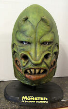 The Monster of Piedras Blancas 1:1 scale movie mask RARE head bust prop