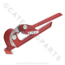 "CT-368-90 90° PIPE BENDERS LEVER TYPE TUBE BENDING TOOL 1/4"" 5/16"" 3/8"" TUBING"