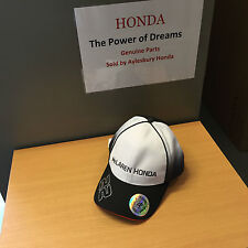 McLaren Honda Jenson Button Baseball Cap ( 2016 Season )