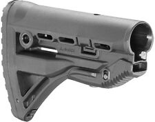 GL-Shock Fab Defense Black Color Collapsible Shock Absorbing Buttstock