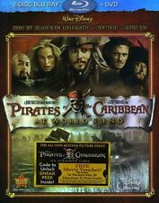 Pirates of the Caribbean: At World's  (2011, Blu-ray NIEUW) BLU-RAY/WS2 DISC SET
