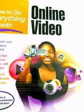 How to Do Everything with Online Video Book Andrew Shalat Create Edit Share