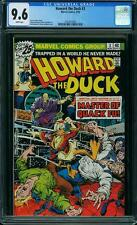 HOWARD THE DUCK #  3  US MARVEL 1976 John Buscema  NM+ CGC 9.6 2nd highest