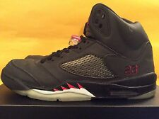 "JORDAN 5 RETRO ""RAGING BULL 3M"" NIKE AIR sz 10.5"