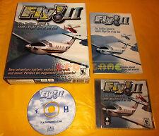 FLY! II 2 Pc Versione Americana 1ª Edizione Big Box ○○○○ COMPLETO