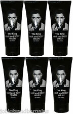 Elvis The King Hair and Body Wash For Men (6 x 150ml)