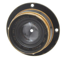 Taylor Hobson Cooke serie VIIA 5inc. (c.128mm) F:6.5 old brass lens