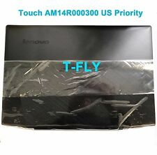 "NEW Top Lcd Rear Back Cover for Lenovo Y50-70 15.6"" Touch AM14R000300 Priority"