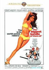 BIGGEST BUNDLE OF THEM ALL (1968 Raquel Welch)  Region Free DVD - Sealed