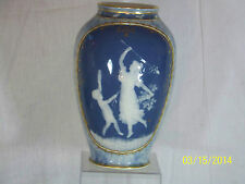 "French c1890 Pate Sur Pate Limoges ""Monumental"" Vase"
