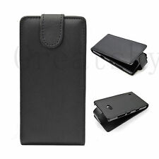 Flip Leather Cell Phone Holster Pouch Case Cover Accessories For Nokia Lumia 930