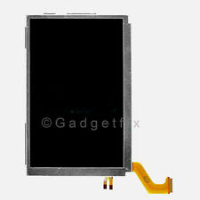 US OEM Nintendo 3DS XL LL Upper Top LCD Display Screen Monitor Replacement Parts