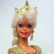 Vintage 1995 Jewel Hair Mermaid Barbie Doll