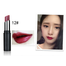 Women Makeup Lipstick Cosmetic Long Lasting Rouge Matte Retro Red Wild Charming