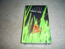 John Deere Mowing Safety Tips & PREVENTIVE MAINTENANCE TIPS (VHS) / NEW / SEALED