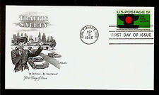 FIRST DAY COVER Traffic Safety 5c #1272 ARTMASTER U/A FDC 1965
