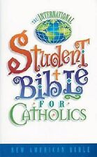INTERNATIONAL STUDENT BIBLE FOR CATHOLIC NAB BOOK FREE SHIP TRACK