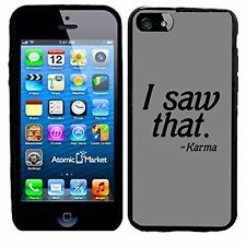 I Saw That Karma For Iphone 6 Case Cover By Atomic Market