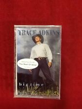 TRACE ADKINS BIG TIME    New Cassette
