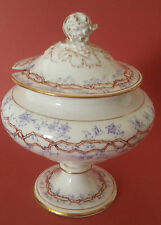 CONFITURIER EN PORCELAINE DE PARIS OU LIMOGES - ANTIQUE FRENCH JAM CUP