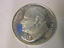 1983 Joannes Pavlvs II Pontifex Maximvs ~ A Consonni Silver Proof Coin