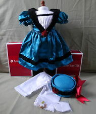 AMERICAN GIRL RETIRED CECILE MEET OUTFIT & ACCESSORIES- NEW IN BOX - FREE SHIP