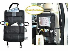 Backseat Car Organizer | Kids Toy Car Storage | Travel Accessories for Baby |...