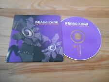 CD Indie Praga Khan - Power Of The Flower (2 Song) MCD FINGERLICKING GOOD cb