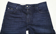Neu - Hugo Boss  BLACK Label - Alabama1 - W32 L34 - Dark Denim Jeans - 32/34