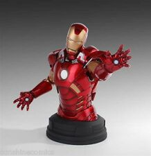Avengers Iron Man Deluxe Mini Bust 724/1650 Gentle Giant Marvel NEW SEALED