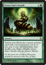 Green Sun's Zenith - LP - Mirrodin Besieged MTG Magic Cards Green Rare
